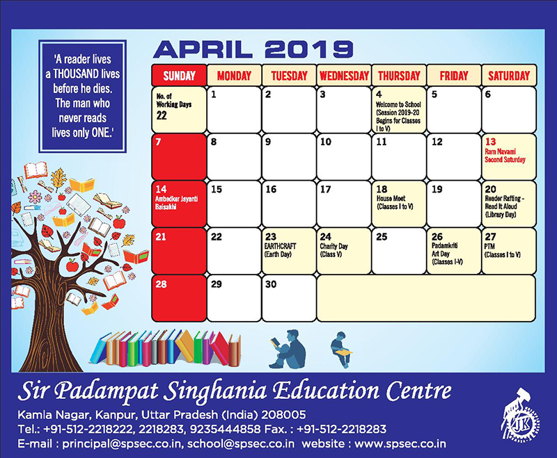 planner spsec 1 to 5-april-2019