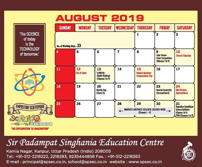 planner spsec 1 to 5-aug-2019