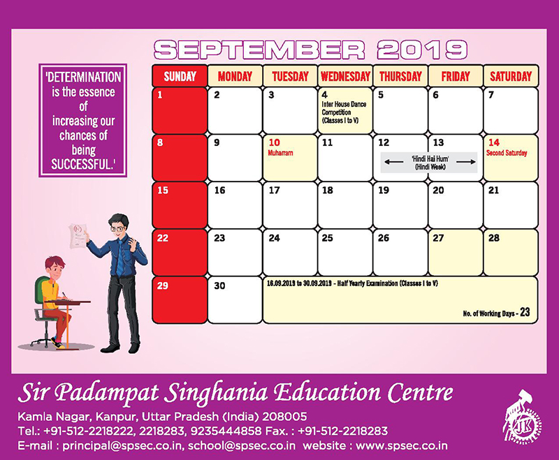 planner spsec 1 to 5-sep-2019