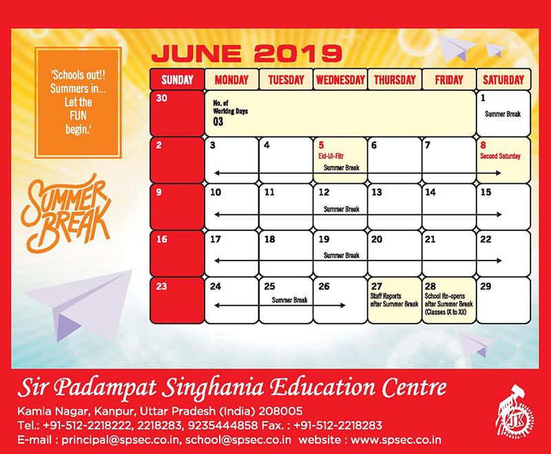 planner spsec 6 to 12-jun-2019
