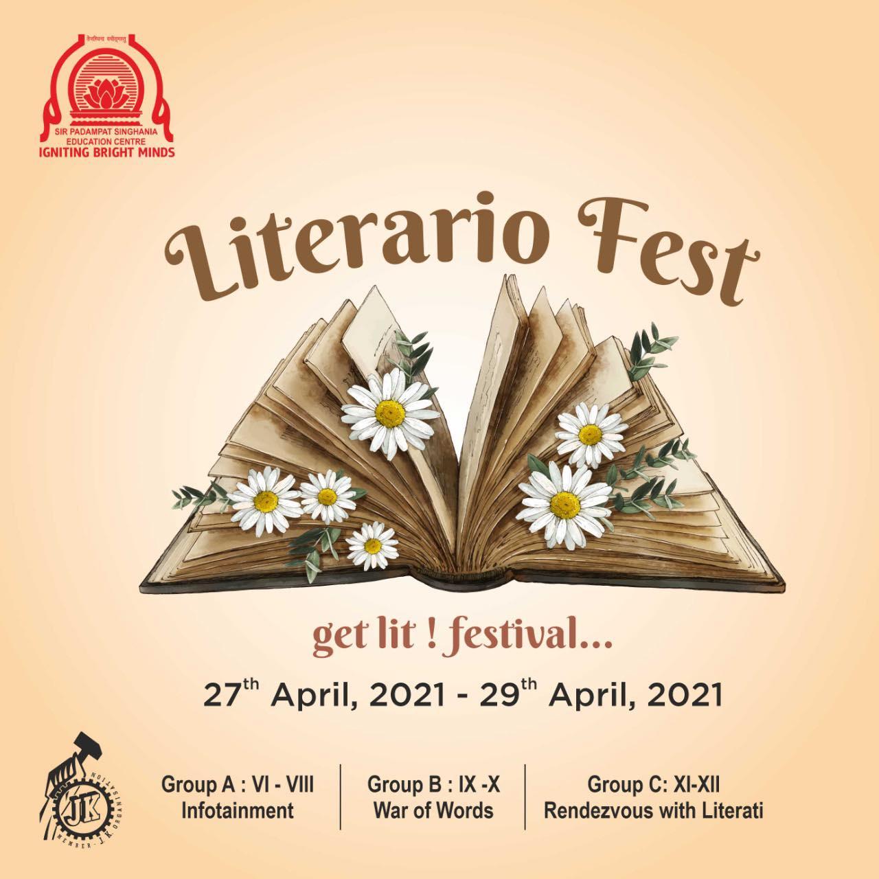 Literatio Fest MAIN